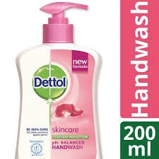 Dettol Skincare pH Balanced Liquid Hand Wash