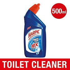 Harpic Powerplus Toilet Cleaner 500ml Pack of 3
