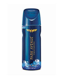 Park Avenue Cool Blue Freshness Deodorant For Men