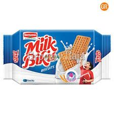 Britannia Milk Bikis Biscuits Rs. 10