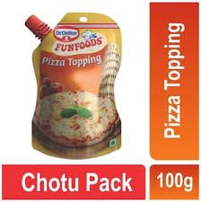 Funfoods Pizza Topping 100gm