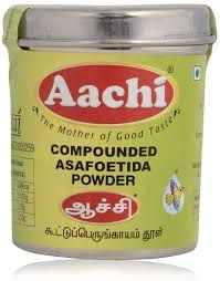 Aachi Asafoetida Powder  Compounded 40gm Bottle