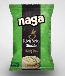 Naga Bubbly Bubbly Maida 1 kg