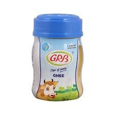 GRB Ghee Bottle 200ml