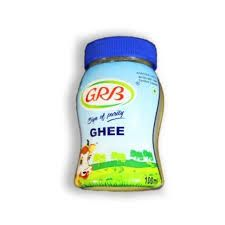 Grb Ghee100 ml Bottle