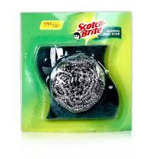 Scotch Brite Stainless Steel Scrub