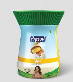 Hatsun Ghee Pet Jar 200ml