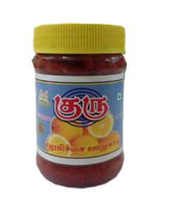 Guru Lime Pickle 500 gm