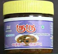 Guru Vathal Kuzhambu Paste 100 gm