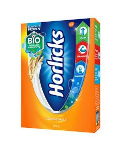 Horlicks Health & Nutrition Drink - Classic Malt Box 500 gm