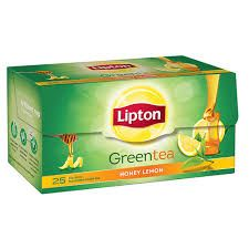 LIPTON GREENTEA HONEY LEMON 10N X 1.3Gm