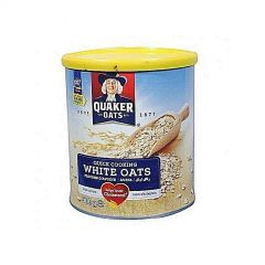 Quaker Oats White Oats