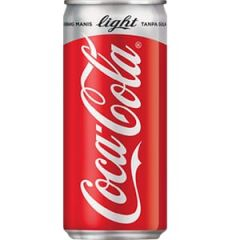 Coca-cola Light Tin