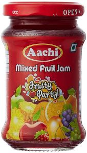 Aachi Mixed Fruit Jam, 200gm Buy 1 Get 1 Free