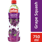 Kissan Squash  Grape 750 ml Bottle