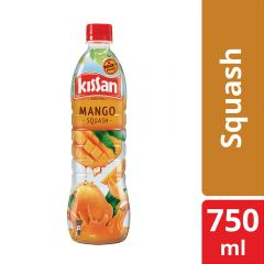 Kissan Mango Squash Bottle 750 ml