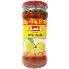 AACHI LIME PICKLE 375Gm