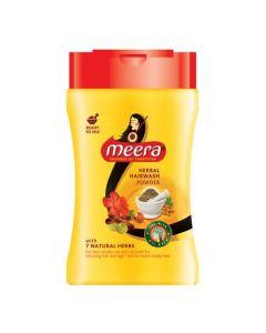 Meera Hairwash Powder - Herbal 120 gm