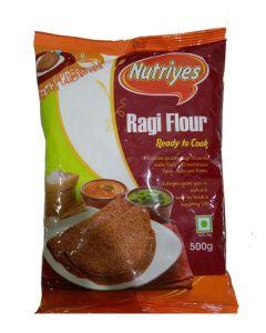 Nutriyes Ragi Flour 500 gm
