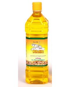 RMR Cold - Pressed Groundnut Oil 1Ltr
