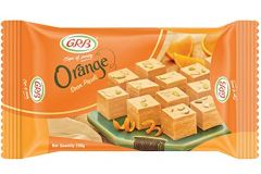 GRB Orange Soan Papdi  250 Gms