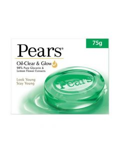 Pears Oil - Clear & Glow 75 gm