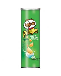 Pringles Sour Cream  Flavour 110 gm