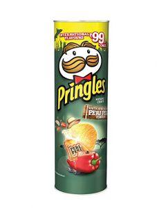 Pringles Peri  Peri Flavour 110 gm