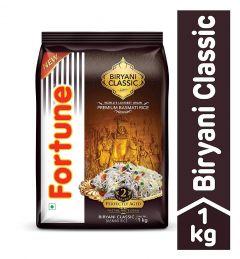 Fortune Biryani Classic Basmati Rice 1kg
