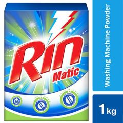 Rin Matic Detergent Powder 1 kg