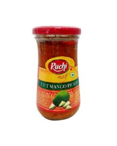 Ruchi Cut Mango Pickle 300 gm