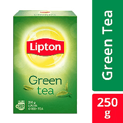 Lipton Loose Green Tea 250gm