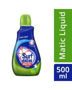Surf Excel Liquid Detergent Matic Top Load 500 ml