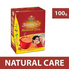 3 Roses Tea - Natural Care, 100 gm