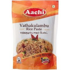 AACHI RICE MIX PASTE  VATHA KULAMBU 50Gm