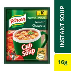Knorr Tomato Chatpata Instant Soup 16gm