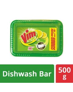 Vim Dishwash Bar 500 gm
