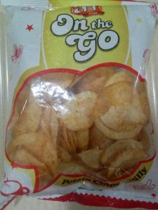 a1 Potato Chips Chilly 80 gm
